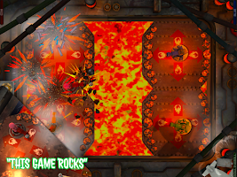 Screenshot of Don't Fall in the Hole