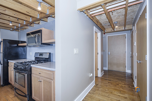 One Bedroom, One Bath C Floorplan (1 Bed, 1 Bath ...