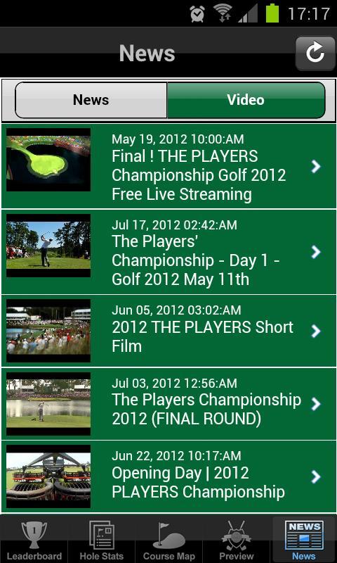 Golf Majors World Golf- screenshot