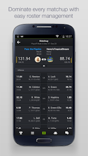Yahoo Fantasy Sports- screenshot thumbnail