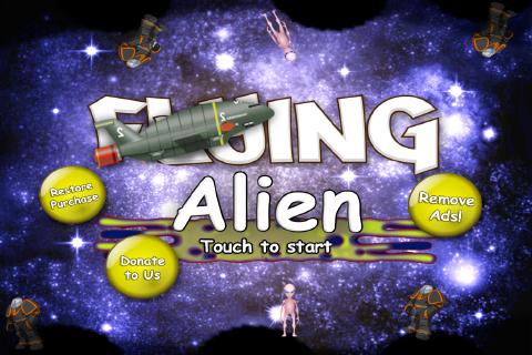 Flying Aliens Non Stop