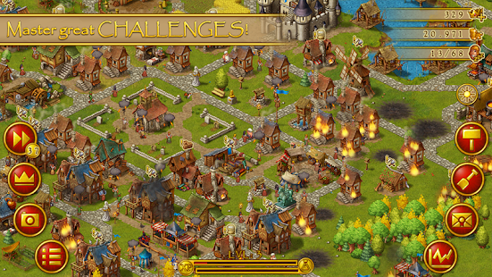 Townsmen - screenshot thumbnail