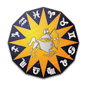 Sagittarius Analog Clock icon