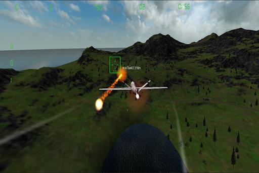 UAV無人機空襲作戰