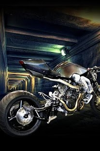 Super Moterbike Wallpaper ii - screenshot thumbnail