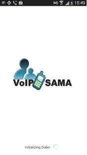 VOIPSAMA New 3.8.8v - náhled