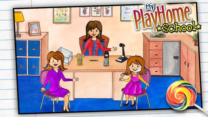 My PlayHome School Screenshot 3