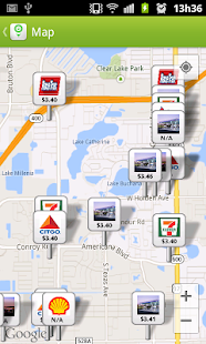 Fuelzee Cheap Gas Prices- screenshot thumbnail