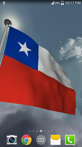 Chile Flag - LWP