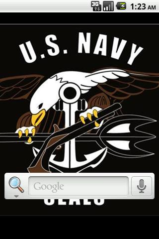 Navy Seals Live Wallpaper - screenshot