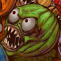 Zombie Squash Free icon