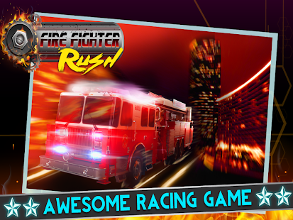 Fire Fighter Rush