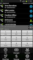 Screenshot of Favafone Cheap Calls