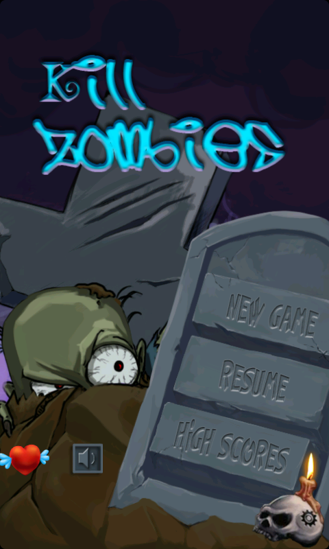 Kill Zombies - screenshot