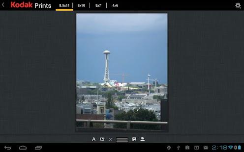 KODAK Pic Flick HD- screenshot thumbnail