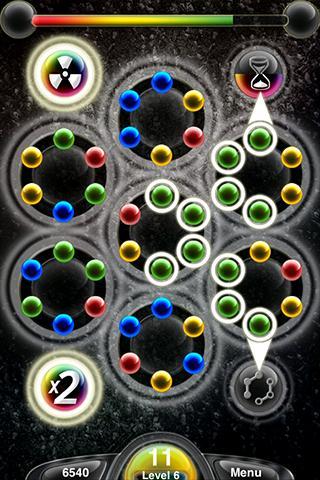 Spinballs Lite - screenshot