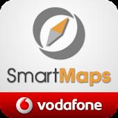 SmartMaps: Edice Vodafone
