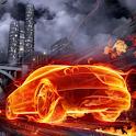 3D Super Speed Racing Car