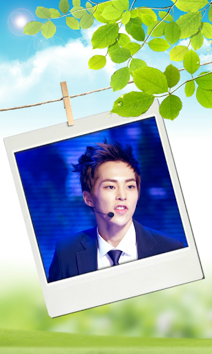 EXO Xiumin Live Wallpaper 01