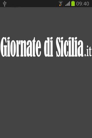 Giornate di Sicilia