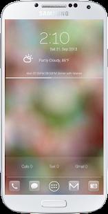 Simple Glass Zooper Skin - screenshot thumbnail