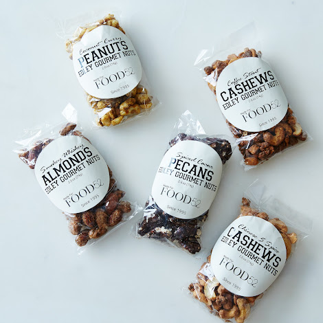 All-Natural Spiced Nuts (6 Flavors)