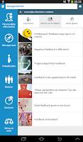 Screenshot of ManagementSite Kennisbank