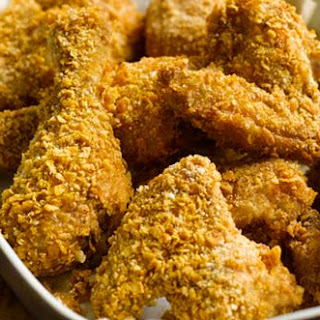 Crunchy Chicken Wings & Legs