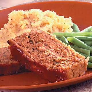 Turkey Meat Loaf.