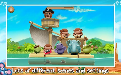 Animal Band ~ 3D Music Toy - screenshot thumbnail