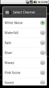 Television White Noise FREE- screenshot thumbnail