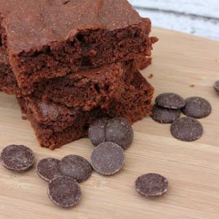 Less Sugar Brownies