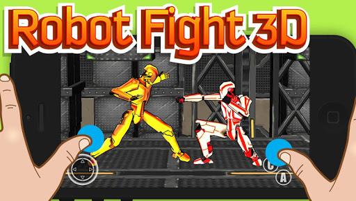 Street Robot Fighting 3D