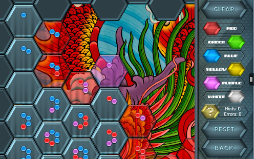 HexLogic - Dragons- screenshot thumbnail