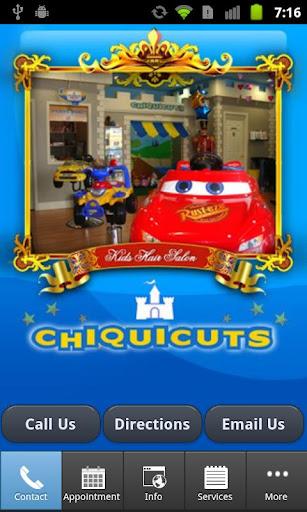 CHIQUICUTS Kids Hair Salon