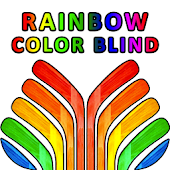 Rainbow Color Blind Matching