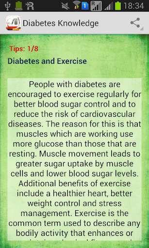 【免費醫療App】Diabetes Knowledge-APP點子