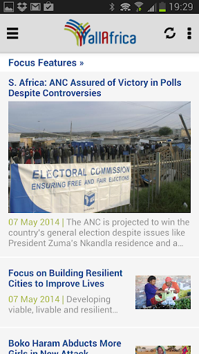 【免費新聞App】AllAfrica Top News-APP點子