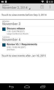 MobiMail for Outlook Email - screenshot thumbnail