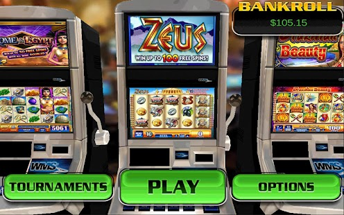 Zeus - HD Slots - screenshot thumbnail