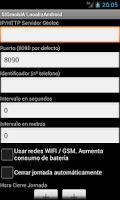 Screenshot of SIGmobIA LocalizAndroid