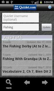 gFlash+ Flashcards & Tests Screenshot 7
