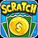 Scratch Blitz FREE Scratchers icon