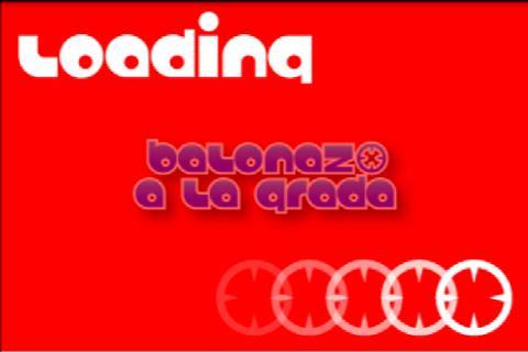 Balonazo a la Grada- screenshot