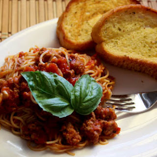 Slow Cooker Turkey Spaghetti
