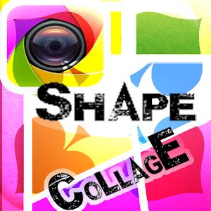 Camera 360 Shape Collage 攝影 App LOGO-硬是要APP