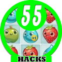 Farm Heroes Saga Hacks icon