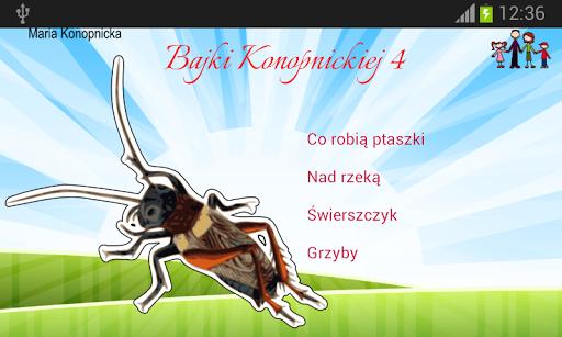 Bajki Konopnickiej cz.4