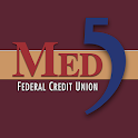 MED5 FCU MOBILE APP icon