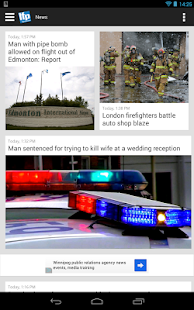 London Free Press- screenshot thumbnail